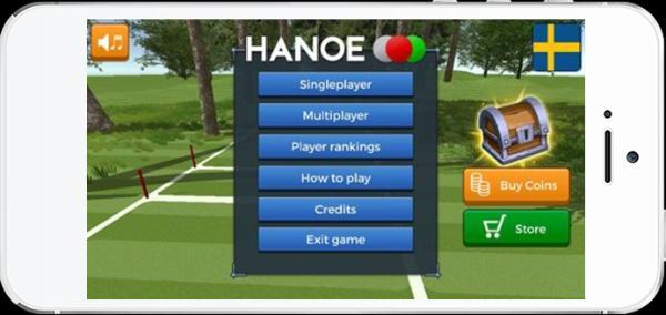 Online spel