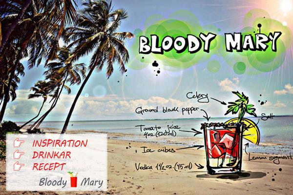 50 Bloody Mary-varianter du inte visste fanns