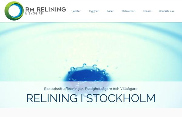 Relining Stockholm