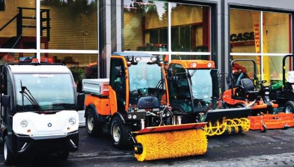 Maskiner och fordon för företag